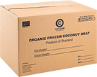 Organic Coconut Meat